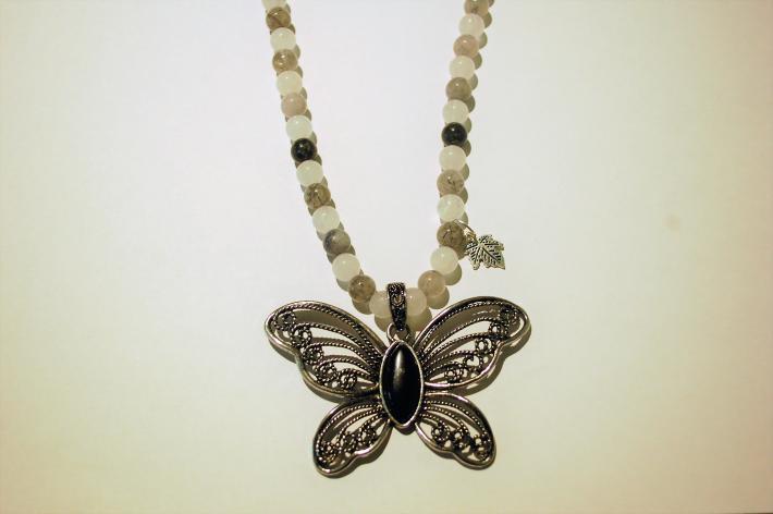 Butterfly in Onyx