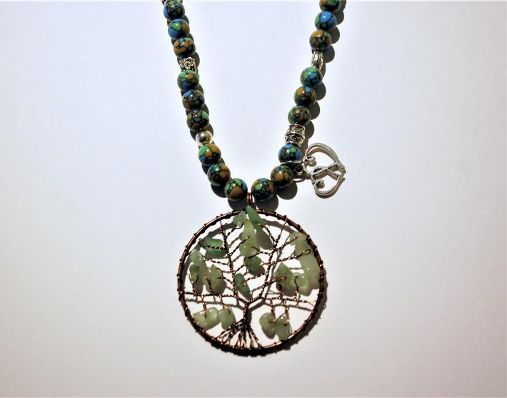 Turquoise and Tree of Life