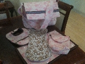 Diaper Bag Set
