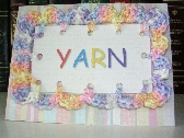 Yarn Lover Greeting Card   12P029