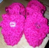Baby Pink Sandels