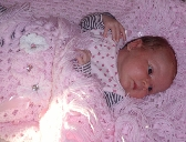 Baby Pink Shawl