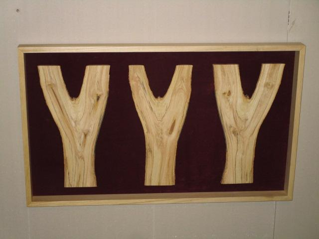 Wall Hanging   Dogwood Forest