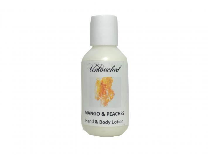 2 oz Peaches Mango Hand and Body Lotion