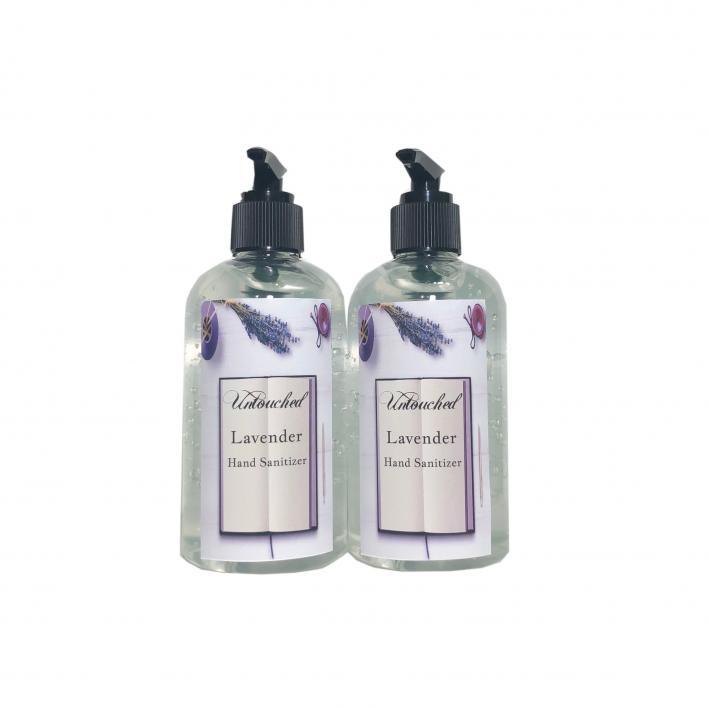 62 Ethyl Alcohol Lavender Hand Sanitizer
