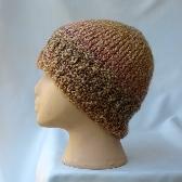 Unisex  Beanie Cap Hand Crocheted Sierra ch0109