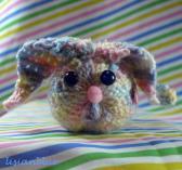 Pastel Baby Bunny Amigurumi