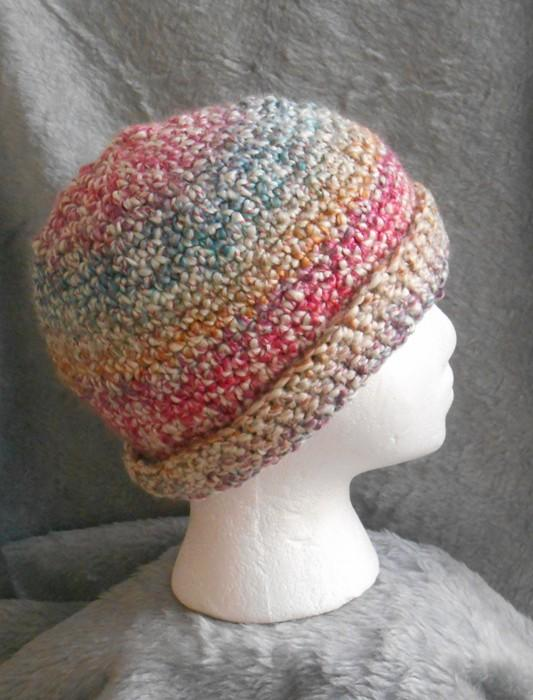 Colorful Mimosa Soft and Warm Winter Hat