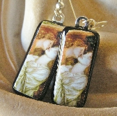 Lovers Image Earrings