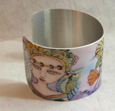 Hoot It Up Cuff Bracelet