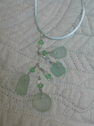 English Sea Glass Foxtail