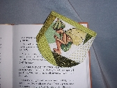MAGNETIC Bookmark    Woodland Fairy Counting