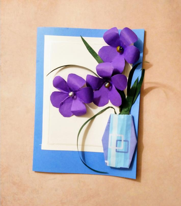Greeting card for all occasions