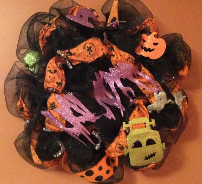 Halloween Neon Spooky 10105