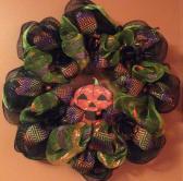 Halloween Black Roses 10109