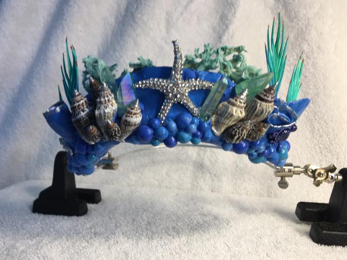 Mermaid Crown     The Caspian