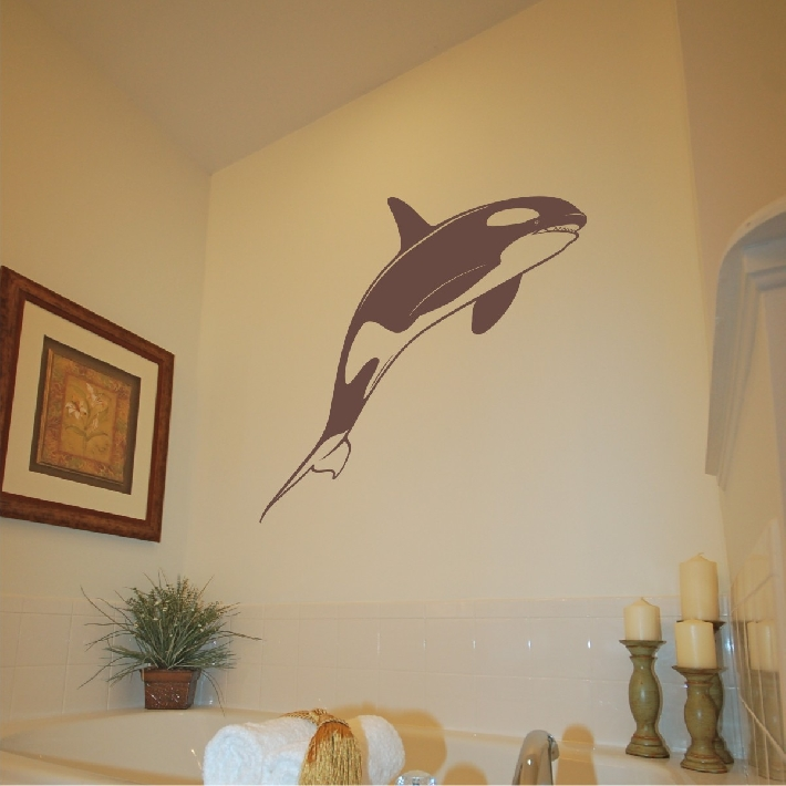 Whale Wall Decal  A Whale of Tale