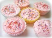 cupcake soaps set of 50