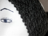 Wide American Alpaca Headband