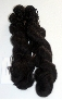 Alpacablacka True Black Worsted Yarn