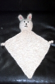 Alpaca Baby Bunny Blanky