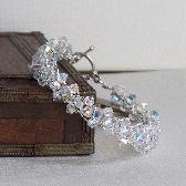 Crystal Swarovski Handmade Bridal Bracelet