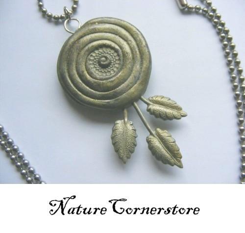 Green Revolution Necklace