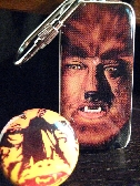 Wolfman Keychain