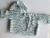 Baby Sweater and Hat